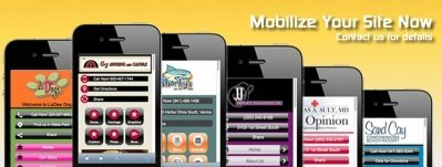 Mobile Website Design & Development