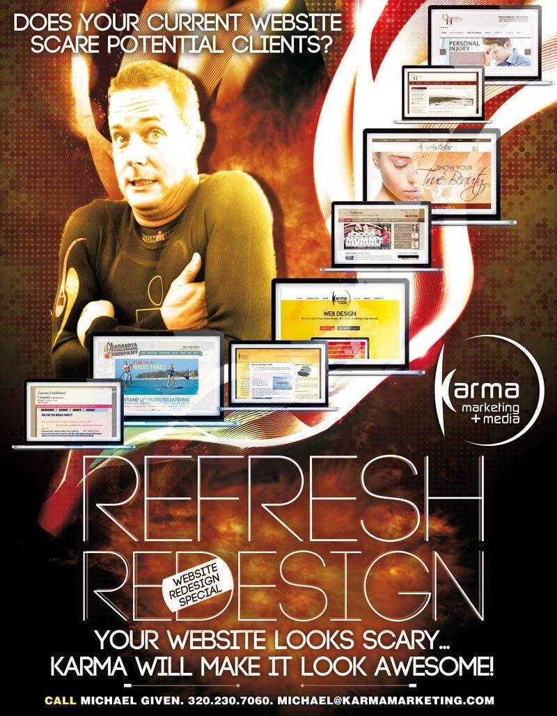 21Eblast WebsiteRefresh