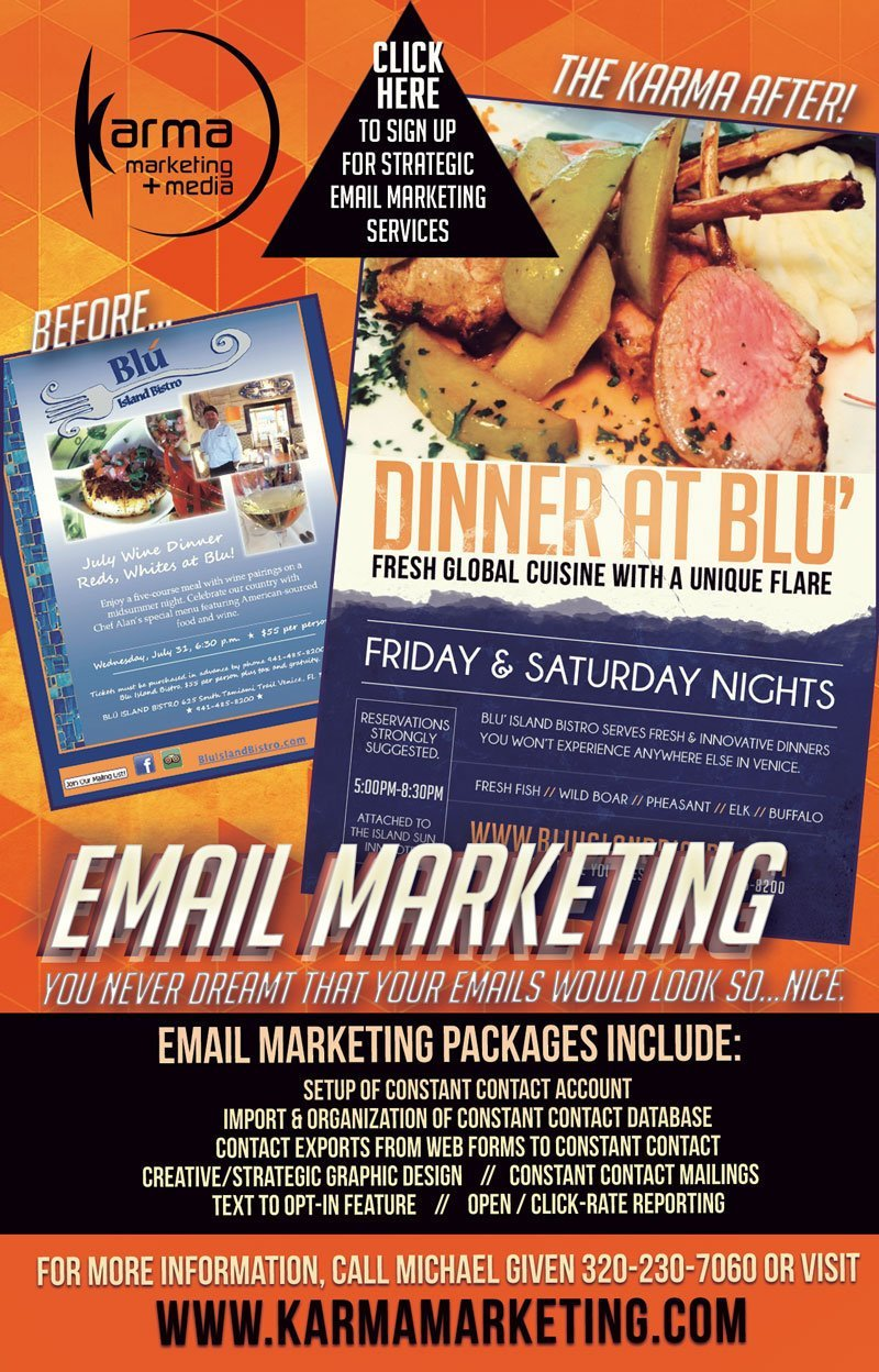 Sarasota Email Marketing