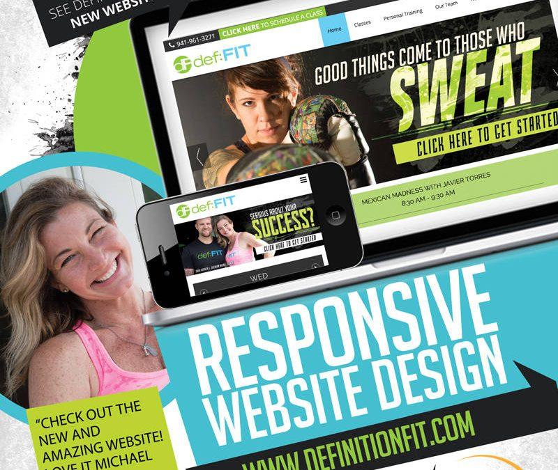 Karma Marketing + Media Gets the Definition Fit Website into Shape