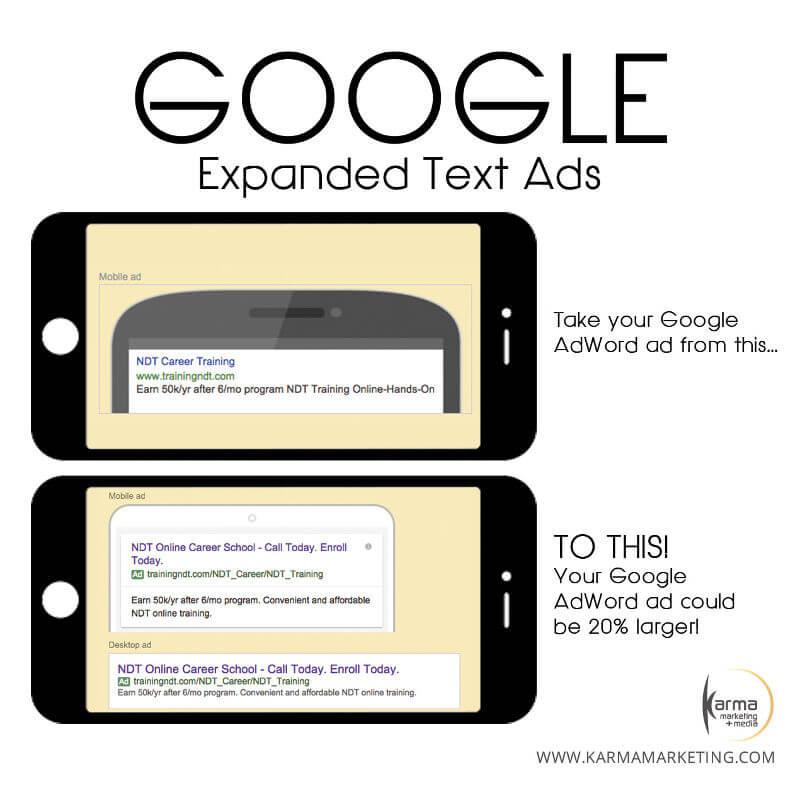 Sarasota Google Expanded Text Ads