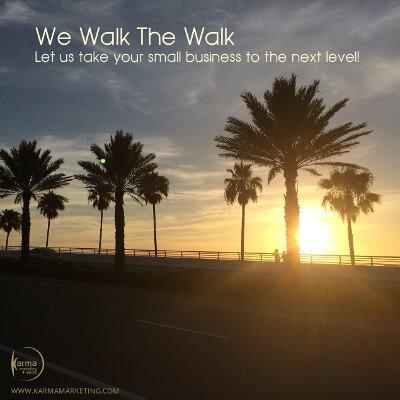 We Walk The Walk