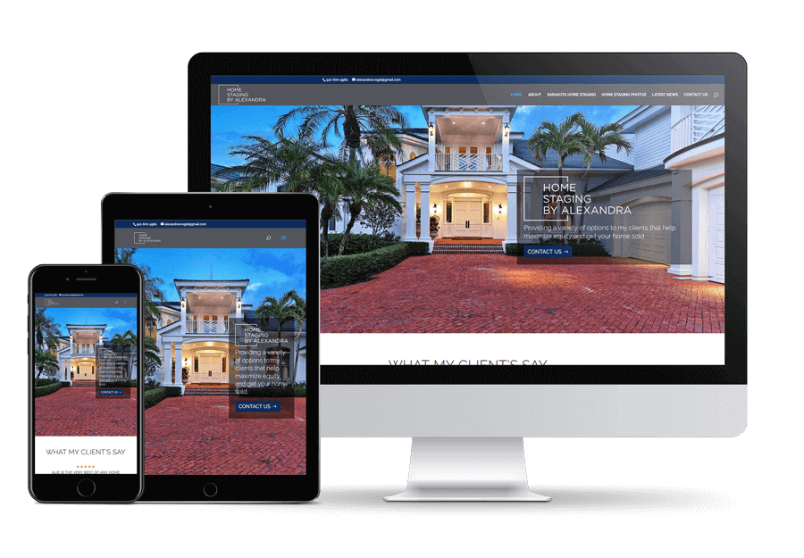 SARASOTA Web Site Design