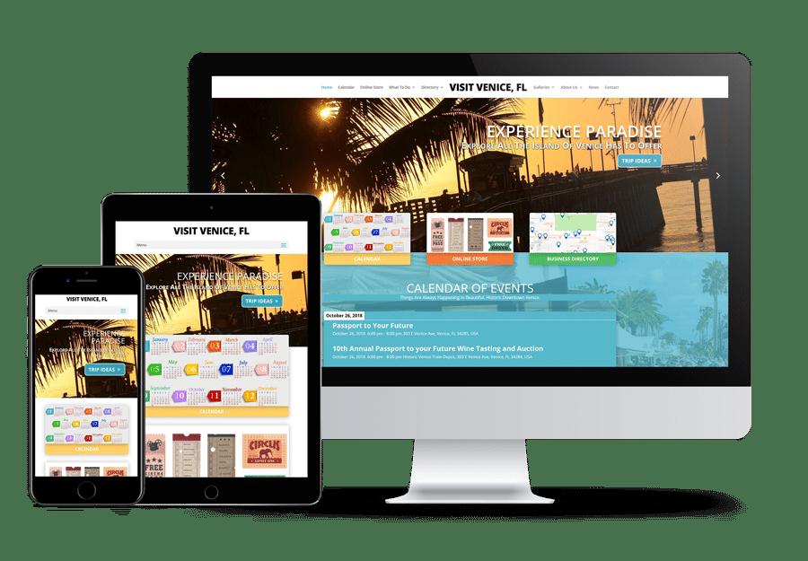Sarasota & Venice Web Design