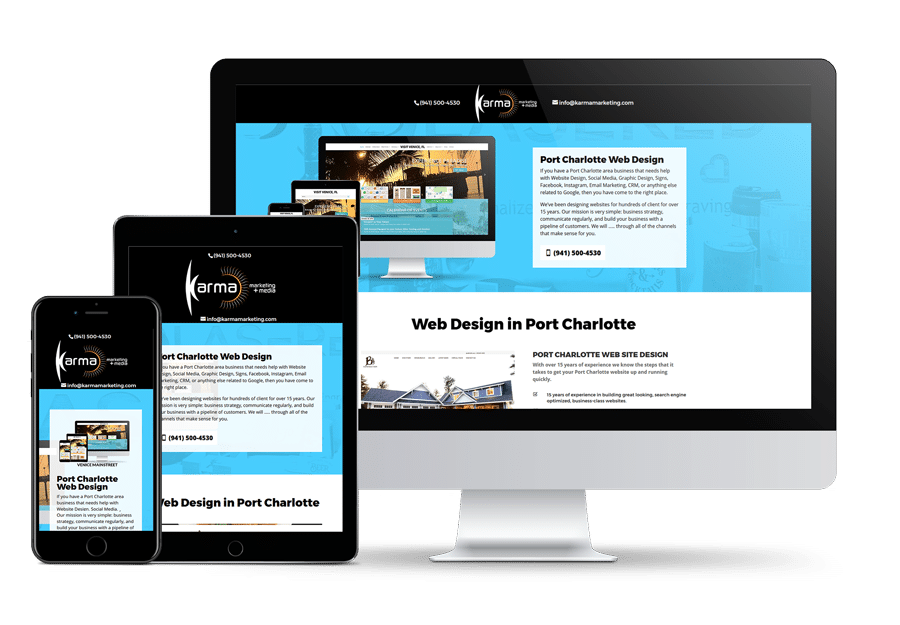 Port Charlotte Web Design
