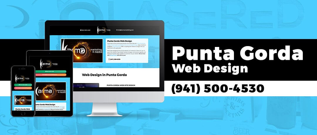 Punta Gorda Web Design (941) 500-4530