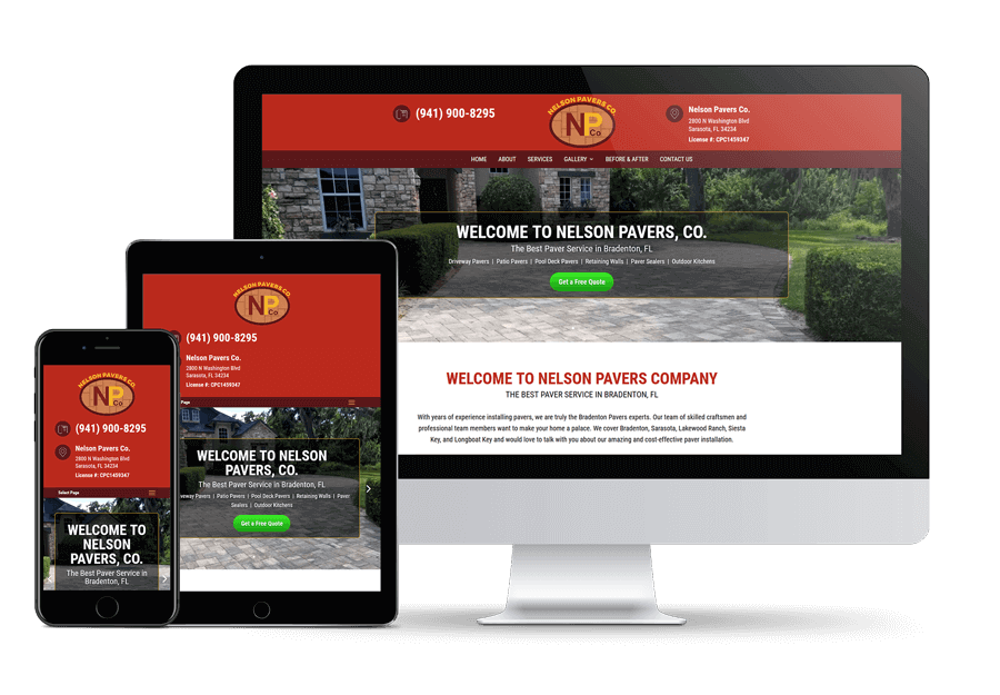 Bradenton Website Design