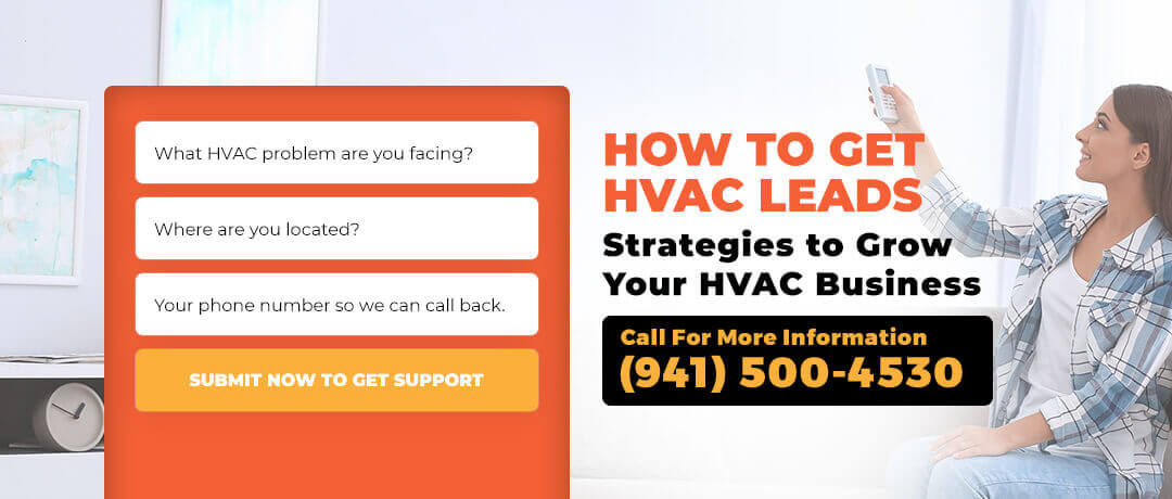 How to Get HVAC Leads: Strategies to Grow Your HVAC Business